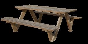 TABLE PICNIC PIKA 130-168*123-151.5*68.5 REF 2434