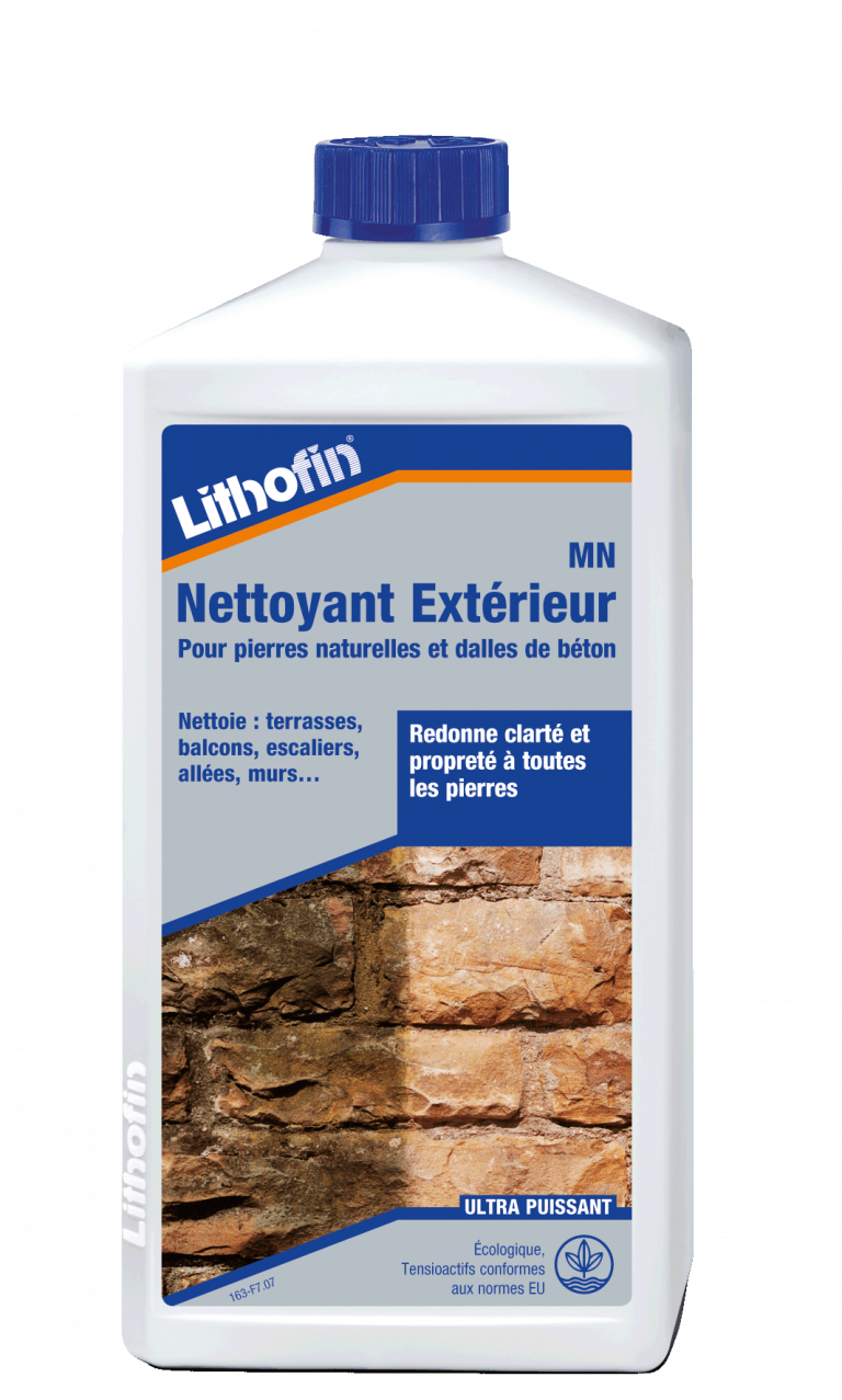 LITHOFIN MN NETTOYANT EXTERIEUR 1L