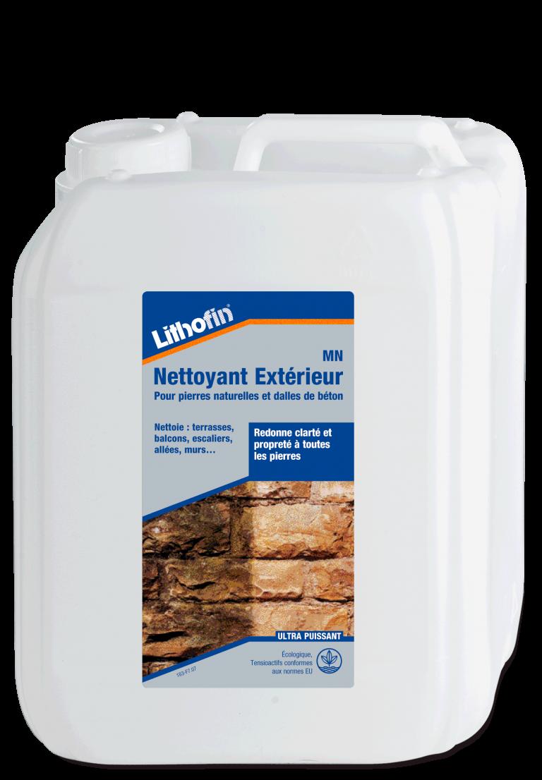 LITHOFIN MN NETTOYANT EXTERIEUR 5L